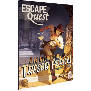 Escape Quest - A la...