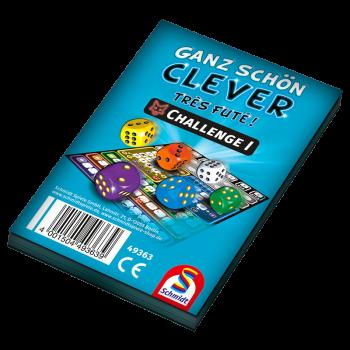 Très Futé ! - Bloc Challenge 1