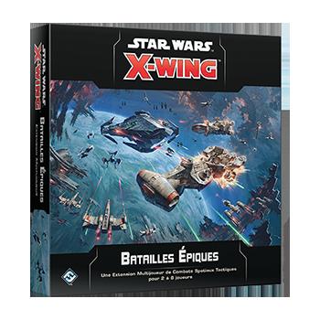 X-Wing 2.0 - Le Jeu de...