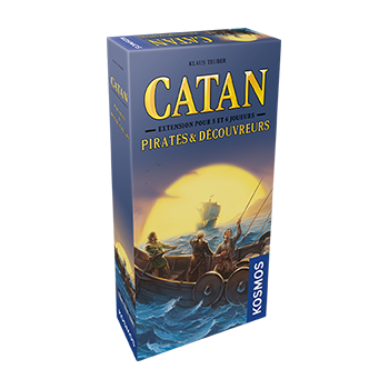 Catan - Pirates &...