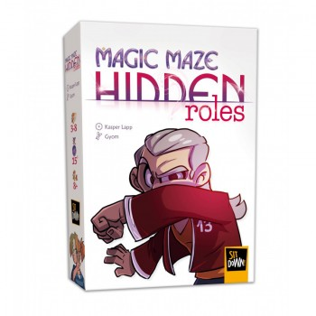 Magic Maze - Hidden Roles