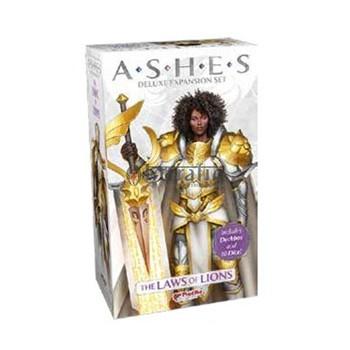 Ashes : Les Lois des Lions
