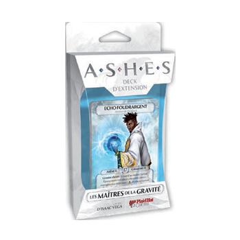 Ashes : Les Maîtres de la...