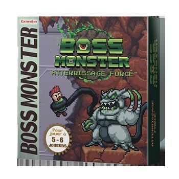 Boss Monster : Atterrissage...