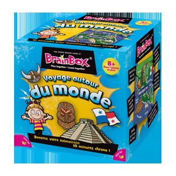 BrainBox Voyage autour du...