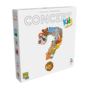 Concept Kids : Animaux