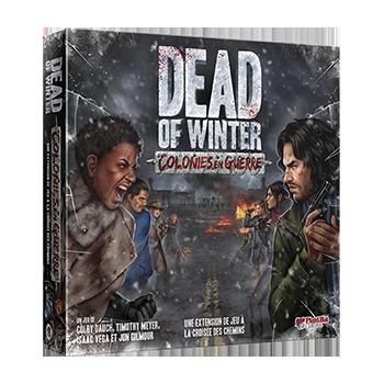 Dead of Winter : Colonies...