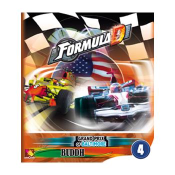 Formula D - Baltimore / Buddh