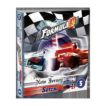 Formula D - Sotchi / New...