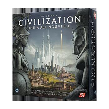 Civilization : Une Aube...