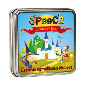 Speech : Contes de Fées