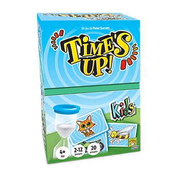 Time's Up ! Kids
