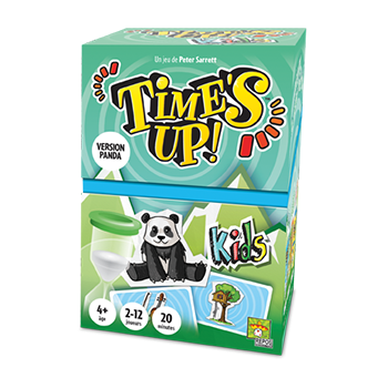 Time's Up! Kids Panda